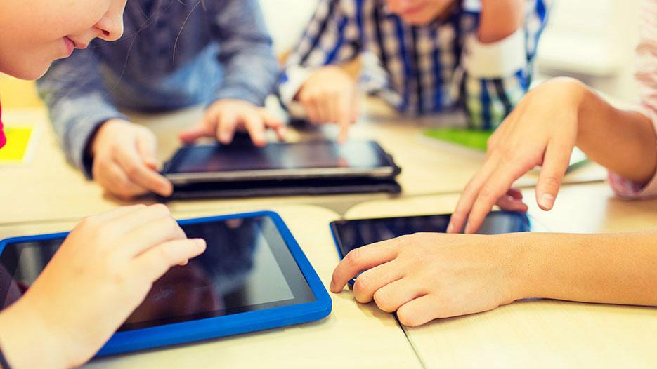 Teknologi i klassrummet